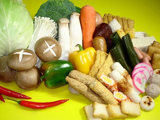 火鍋配菜菜蔬類